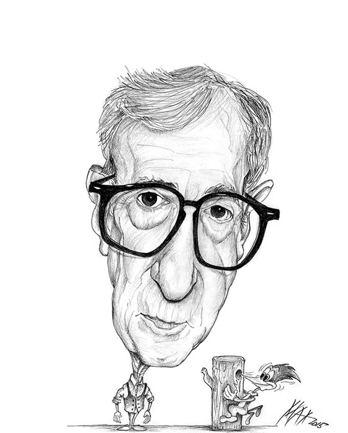 Happy Birthday Woody Allen
